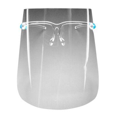 Arcvédő pajzs 25.8cm x 19.8cm szemüvegkerettel