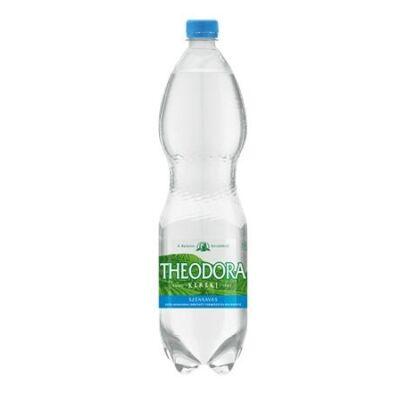 Ásványvíz szénsavas THEODORA 1,5L
