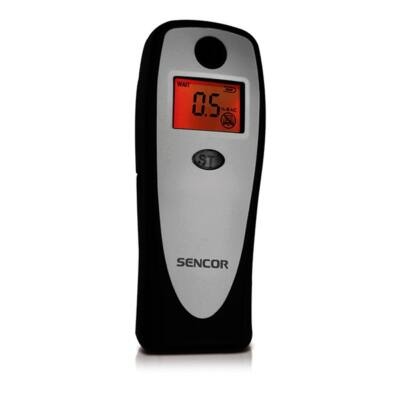Alkoholszonda SENCOR SCA BA01 LCD 0,1 - 1,5‰
