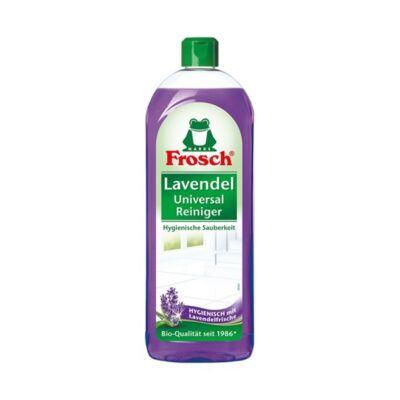 Általános tisztítószer FROSCH levendula környezetbarát 1L