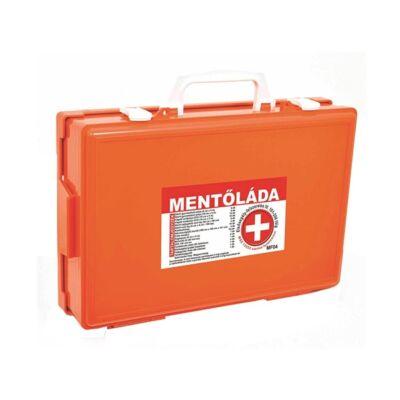 Elsősegély felszerelés MF04 falra szerelhető 101-200 főig