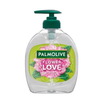 Folyékony szappan pumpás PALMOLIVE 300 ml Flower Love