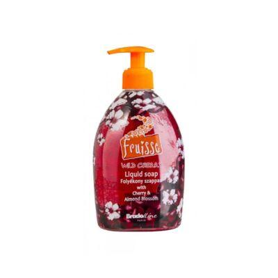 Folyékony szappan pumpás BRADO Fruisse Wild Cherry 400 ml