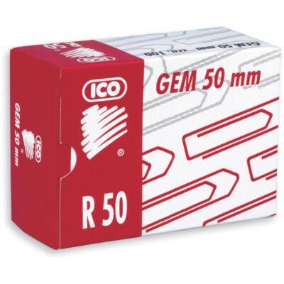 Gemkapocs ICO R50 50mm réz