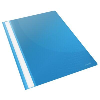 Gyorsfűző ESSELTE Standard Vivida műanyag kék