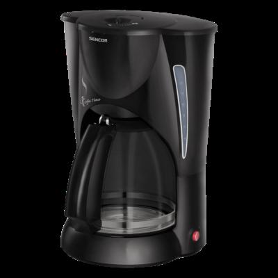 Filteres kávéfőző SENCOR SCE 5000BK tea főzési funcióval fekete
