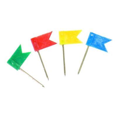 Táblatű GRAND színes zászlós 25 db-os
