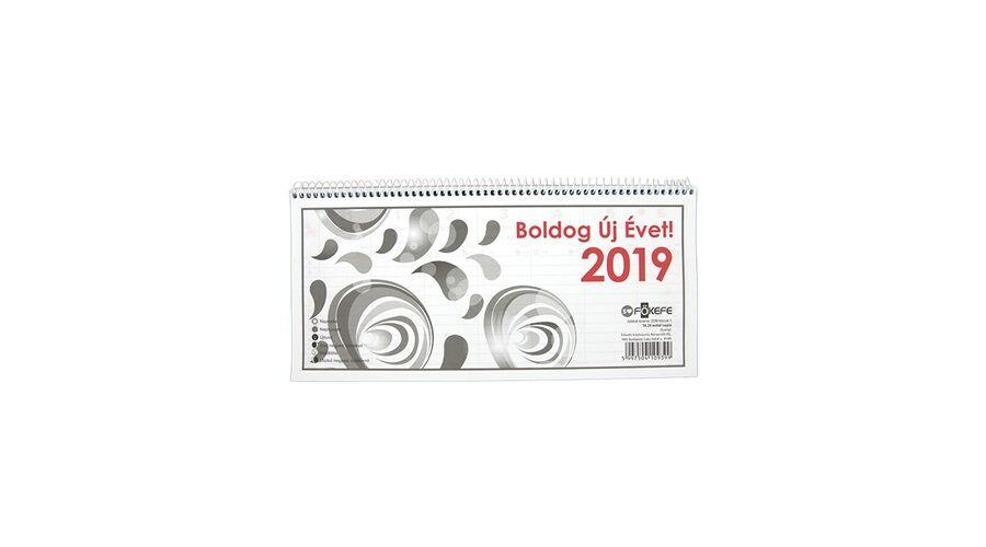 ta 24 asztali naptár Asztali naptár Fortuna TA24 2019. ta 24 asztali naptár